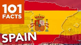 Видео 101 Facts About Spain от 101Facts, Испания