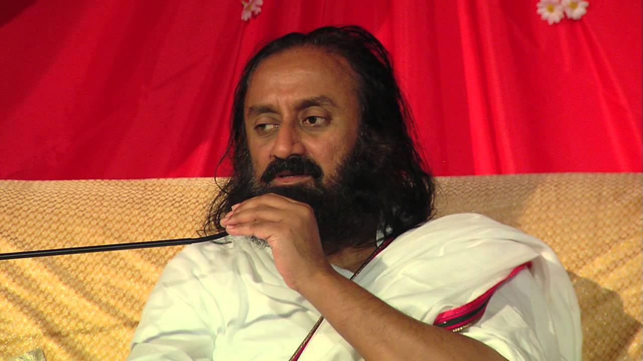 How to be detached from Relationships  A Talk from Sri Sri Ravi