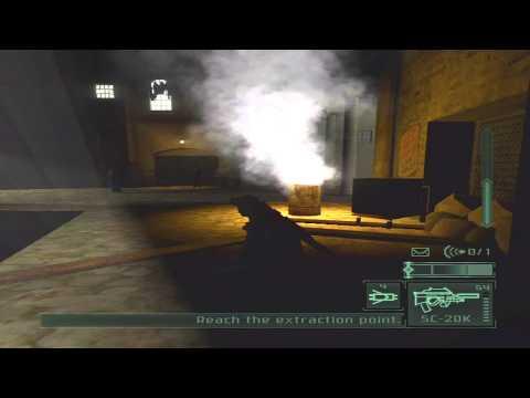 Splinter Cell: Pandora Tomorrow - Part 8: Jerusalem - ND133