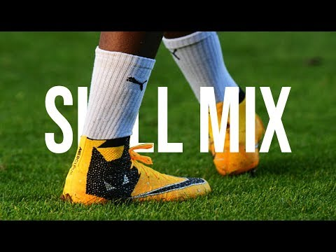 Crazy Football Skills 2018/19 - Skill Mix #6 | HD