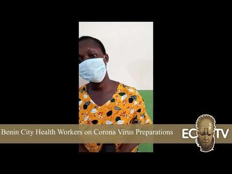 Benin City Health Sector on Corona Virus Preparation