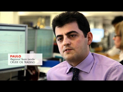 Shell Trading – Paulo, Business Manager WASA Crude Oil Trading | Shell Careers