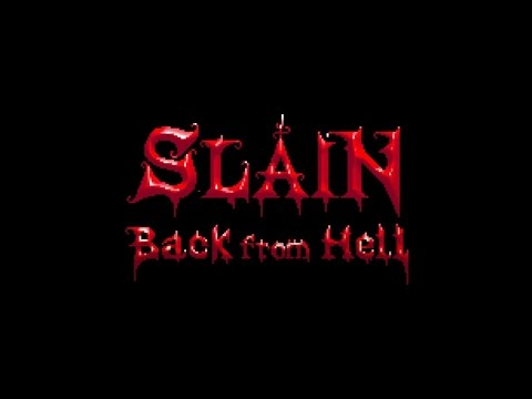 Slain: Back from Hell Full Playthrough 2017 (1080p60Fps) No commentary