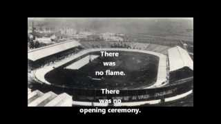 Heart Stopping Moments 1908 London Summer Olympiad IV Olympic Cauldron Lighting Opening Ceremony