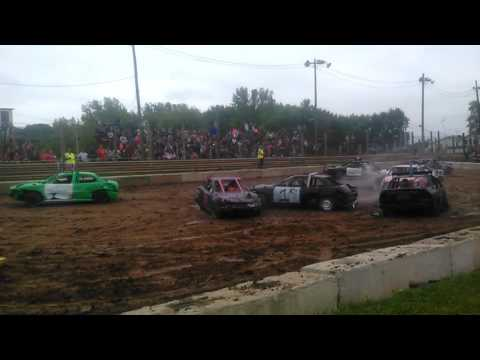 2016 Paradise Speedway youth derby