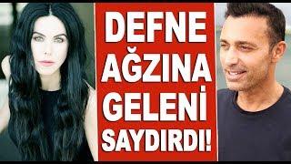Defne Samyeli'nden Mustafa Sandal'a gizli aşk cevabı!