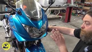 Советы бывалых 'Осмотр мотоцикла перед покупкой'