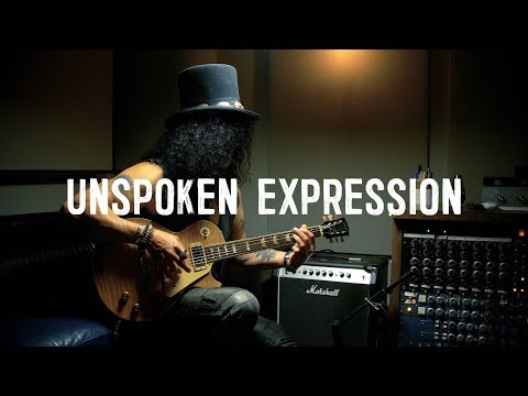 "Ernie Ball Presents | SLASH in ""UNSPOKEN EXPRESSION"""