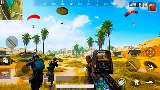 Solo vs Squad Rush Team Free Fire Battle 2021 - Android GamePlay #3