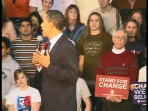 DiversiTV - Barack Obama in Eugene Oregon - (Winter 2009 - EP02)