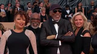 Actor Morgan Freeman accused of sexual harassment