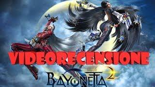 BAYONETTA 2 Videorecensione ITA Gameplay wii U Switch PC Cemu Emulator Video