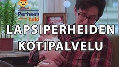Lapsiperheiden kotipalvelu Helsingissä