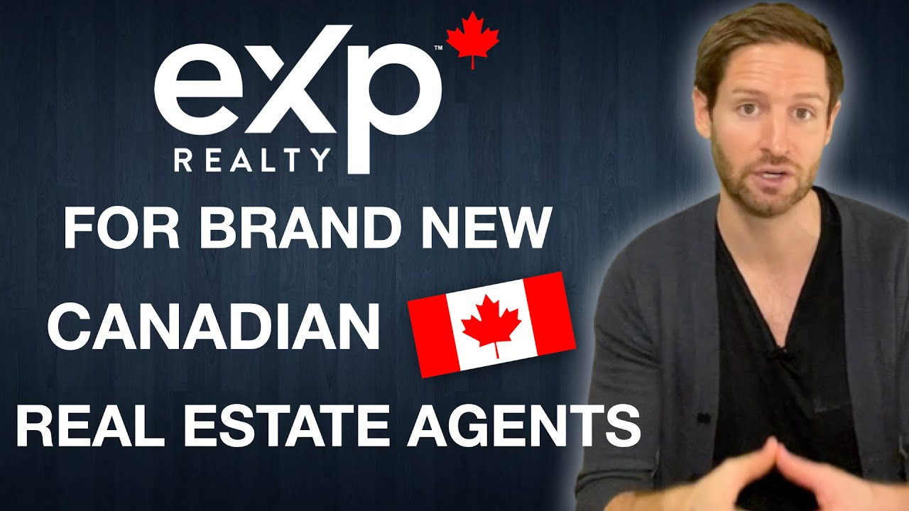 Download eXp Realty for Brand New Canadian Real Estate Agents 🇨🇦