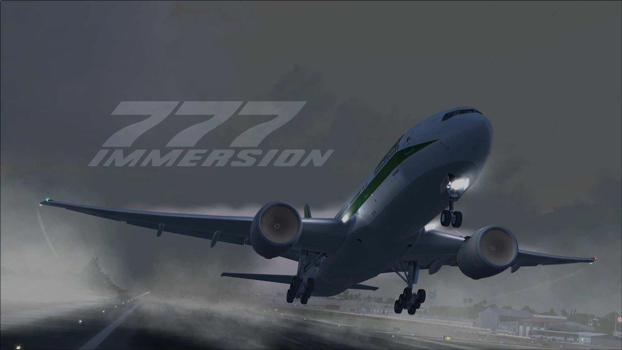 Resultado de imagem para [FSX-P3D] - precpitFX Immersion Pmdg 777 & AirbusX