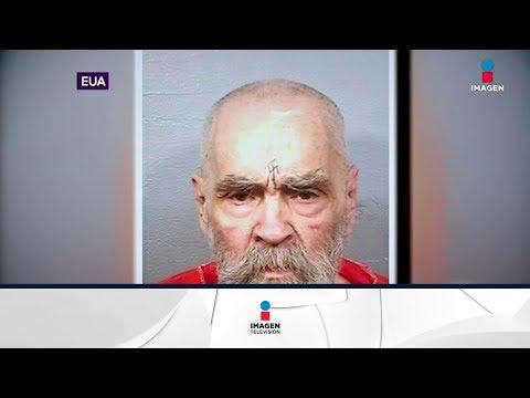 Nieto de Charles Manson recibirá cuerpo | Noticias con Yuriria Sierra