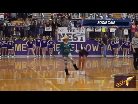 Coach Fired For Tripping Cheerleader, Girl's Dad Says it Never Happened