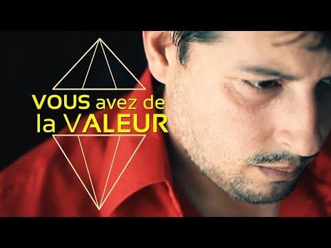 Vous avez de la valeur!⭐️⭐️⭐️