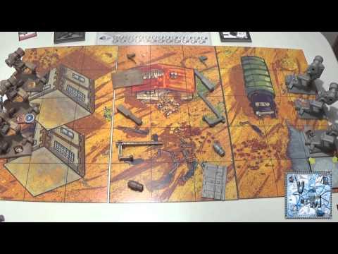Iron league juego de mesa rese a aprende a jugar youtube for Viciados de mesa