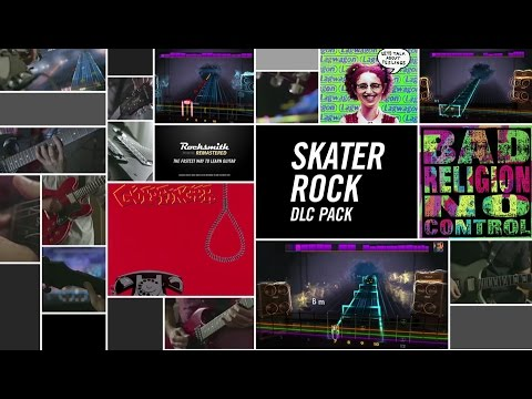 Skater Rock Song Pack - Rocksmith 2014 Edition Remastered DLC