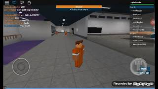 Tips how to escape prison (Lets play ROBLOX )