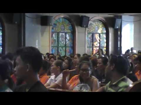 El Shaddai Choir & Band Formation/Clinic -  July 2016 Part 3