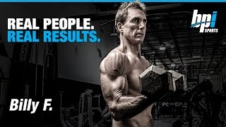 Real People, Real Results with Billy - BPI Sports