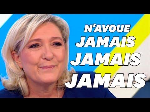 """Marine Le Pen rend hommage à Jean-Marie """"pour l'ensemble de sa carrière"""""""