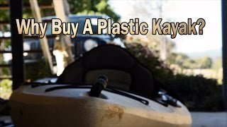 5 Reasons Why You Should Buy A Plastic Kayak(5 Reasons You Should Buy A Plastic Kayak. I take you through 5 reasons why you would prefer a plastic kayak over a fiberglass one. Kayak Fishing Australia., 2016-01-27T01:25:10.000Z)