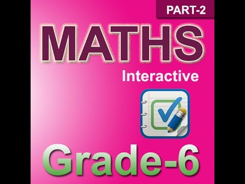 Online cbse math practice tests 6th class for student - YouTube