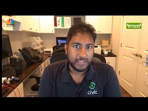 CNBC | Vinny Lingham on the importance of the crypto bear market | Finance and Crypto