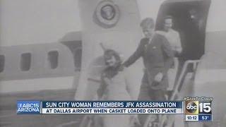 Sun City woman remembers JFK assassination