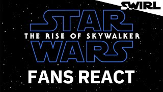 Star Wars Episode IX LIVE FAN REACTION