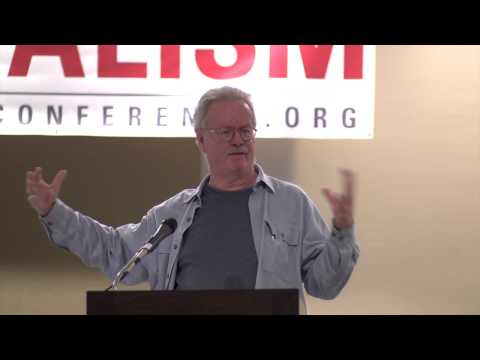 Ian Angus: Why We Need An EcoSocialist Revolution - Socialism 2013