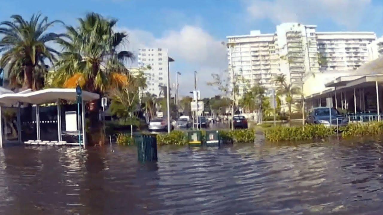 South Florida's Rising Seas - Sea Level Rise Documentary ...