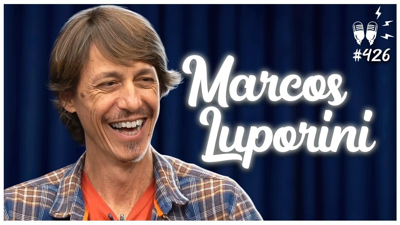 [GALINHA PINTADINHA] MARCOS LUPORINI - Flow Podcast #426