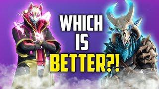[RAW STREAM] WHICH SKIN IS BETTER?!   Fortnite Battle Royale Season 5 Gameplay!
