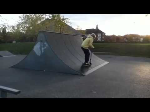 George Edmunds 180 whip