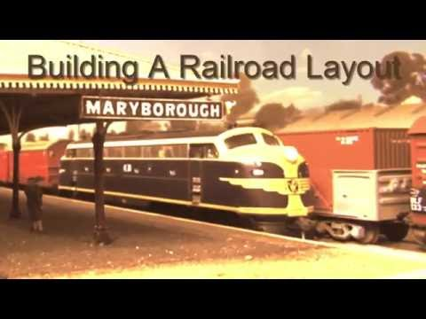Building Layouts For Model Railroads – Planning