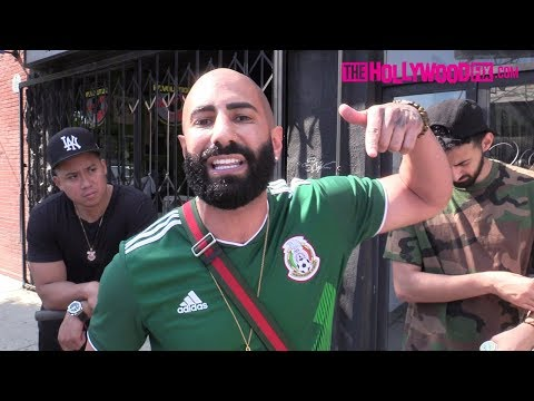 FouseyTUBE Reacts To Keemstar, DJ Akademiks & Helps Ice Cream Man Before Boarding TMZ Bus