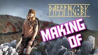 "Making Of ""passing By"" - Jayme Gutierrez (bts) - English/spanish"