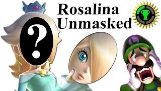 Game Theory Rosalina UNMASKED pt. 1 (Super Mario Galaxy)