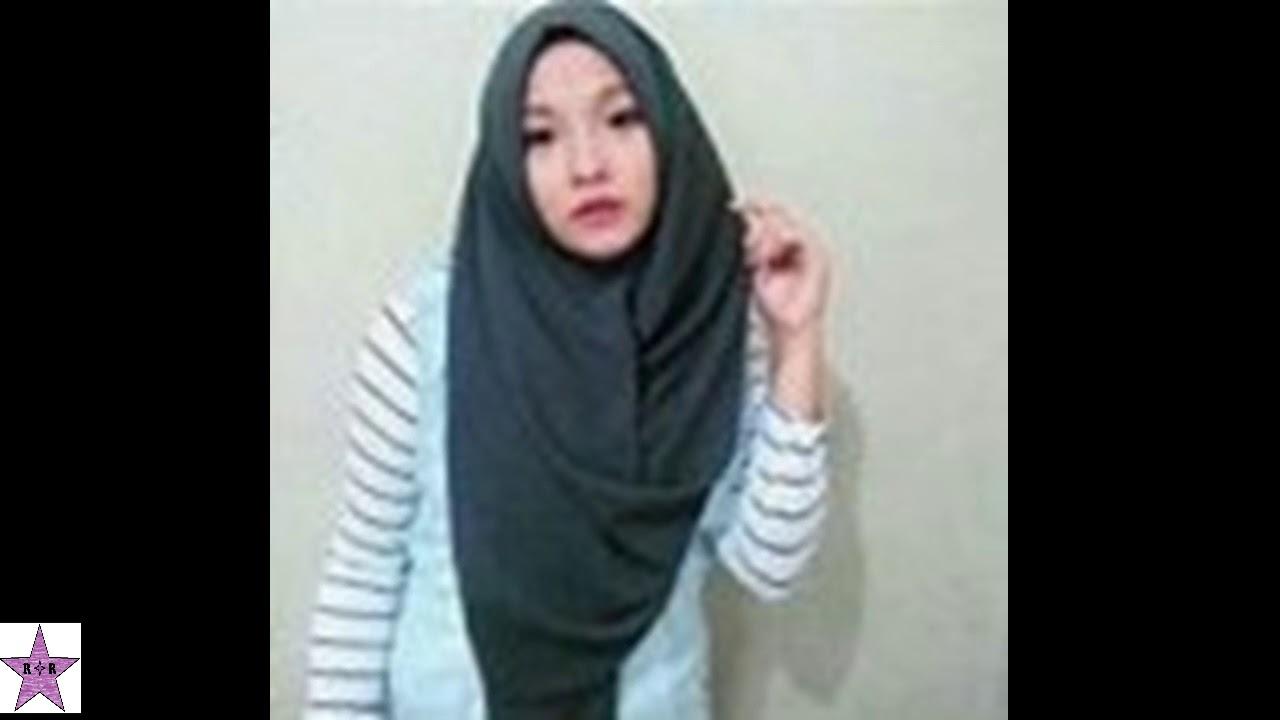 Tutorial Hijab Pashmina Terbaru Simpel dan Cantik Untuk Remaja  YouTube