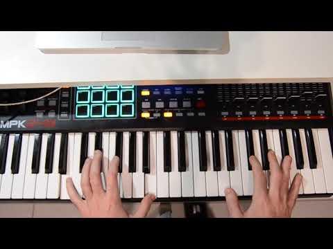 Calvin Harris, Rag'n'Bone Man - Giant (Tuto Piano)