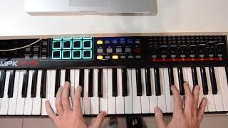Baixar Calvin Harris, Rag'n'Bone Man - Giant (Tuto Piano)