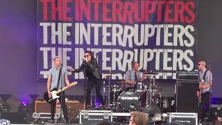 Gambar cover The Interrupters - Gave You Everything Live 77 Fest / Heavy MTL 2018