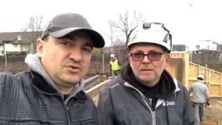 LIVE #casabuhnici - montam Foișorul fotovoltaic