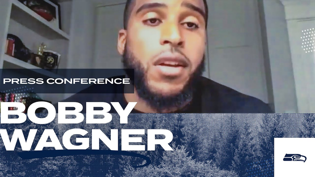 Bobby Wagner 2020 Offseason Press Conference