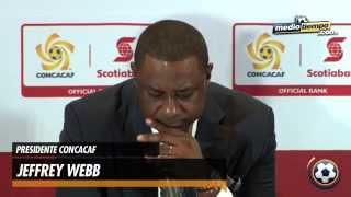 Apuesta CONCACAF por apertura a CONMEBOL