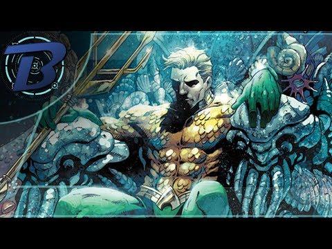 Aquaman 2018 Rebirth. Completo Dublado Motion Comic  DC Comics  ?